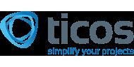 Webbasierte Projektmanagement Software, Zeiterfassung, Ressourcenplanung, Controlling, Projekt - TICOS